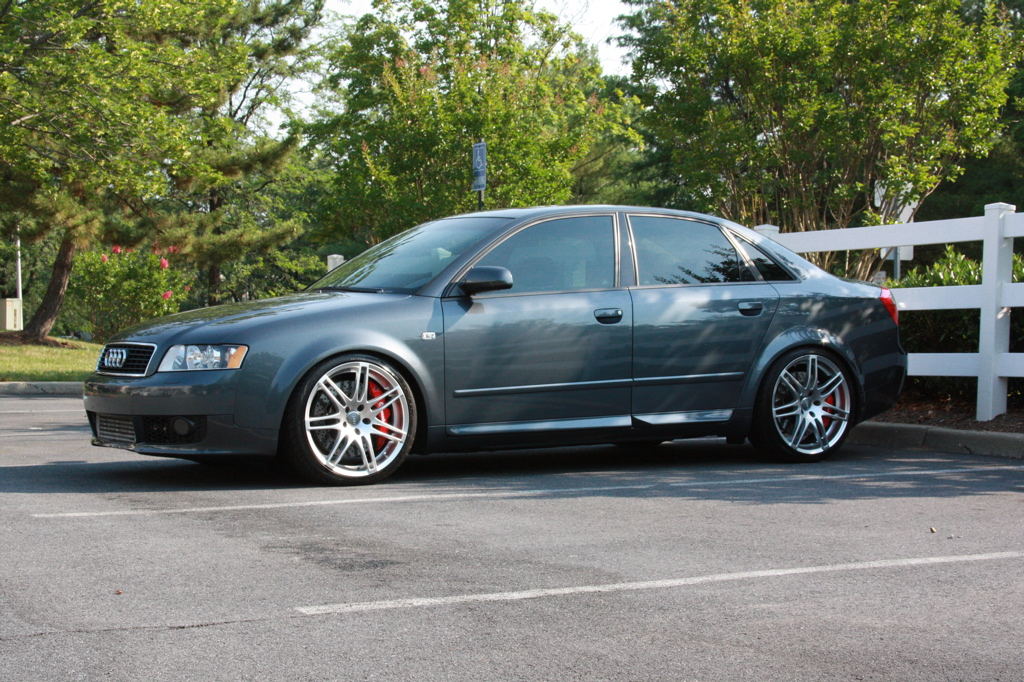 Pic Request For B6 A4 On Rs4 Wheels